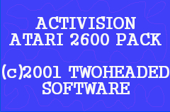 Thumbnail 1 for Activision Atari 2600 Pack SlideShow 2